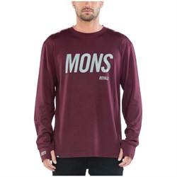 MONS ROYALE Original Long Sleeve Top