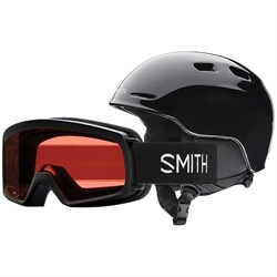 Smith Zoom Jr. Helmet ​+ Rascal Goggle Combo - Little Kids'