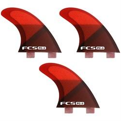 FCS PC-3 Small Tri Fin Set