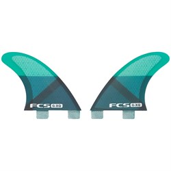 FCS G-XQ Medium Quad Rear Fin Pair
