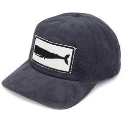 Mollusk Whale Patch Corduroy Hat