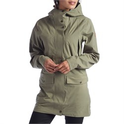 Fjallraven Övik Eco-Shell Parka - Women's