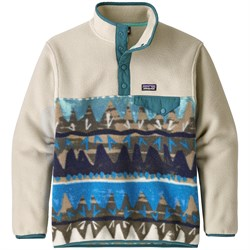 Patagonia Lightweight Synchilla Snap-T Pullover - Big Boys'