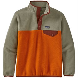 Patagonia Lightweight Synchilla Snap-T Pullover - Boys'