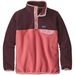 Patagonia Lightweight Synchilla Snap-T Pullover - Big Girls'