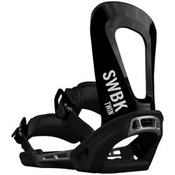 Switchback Twin Snowboard Bindings