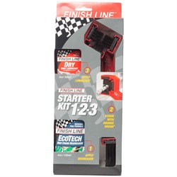 Finish Line Bicycle Cleaner Starter Kit 1-2-3