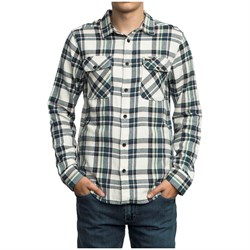 RVCA Camino Long-Sleeve Flannel