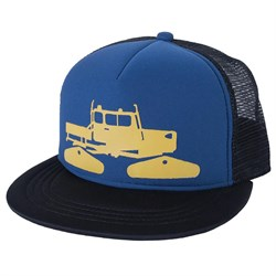 Spacecraft Snowcat Trucker