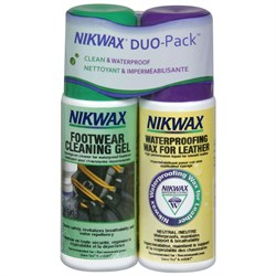 Nikwax Waterproofing Wax DuoPack