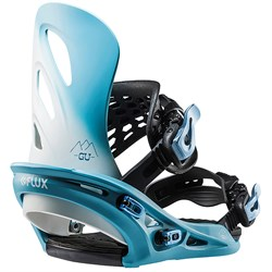Flux GU Snowboard Bindings - Women's 2018