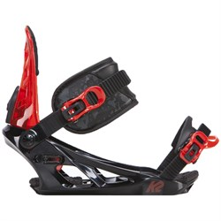 K2 Vandal Snowboard Bindings - Big Boys'  - Used