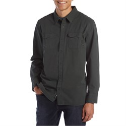 Vans Humphrey Long-Sleeve Button Down Shirt