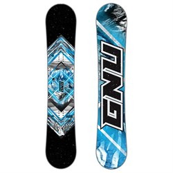 GNU Gnuru Asym C2E Snowboard