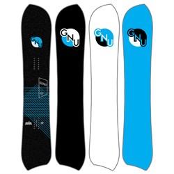GNU Zoid Asym C2X Snowboard