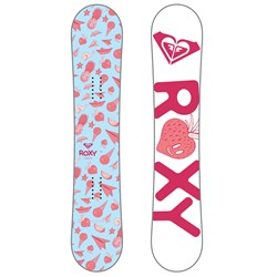 Roxy Inspire Banana Snowboard - Girls'