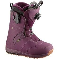 Salomon Ivy Boa Snowboard Boots - Women's  - Used