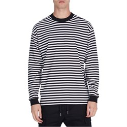 Zanerobe Stripe Box Long-Sleeve T-Shirt