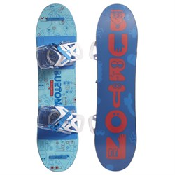 Burton After School Special Snowboard Package - Little Kids' 2019