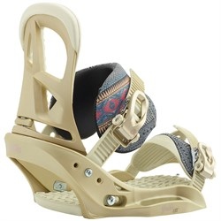 Burton Scribe EST Snowboard Bindings - Women's  - Used