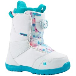 Burton Zipline Boa Snowboard Boots - Kids'  - Used