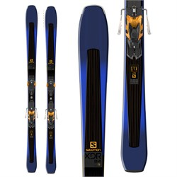 Salomon XDR 84 Ti Skis ​+ Warden MNC 13 Bindings