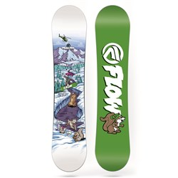 Flow Micron Mini Snowboard - Little Kids'