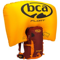 BCA Float 2.0 17 Speed Airbag Pack