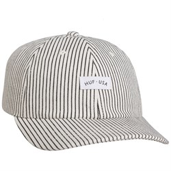 HUF Hickory Curve Visor 6 Panel Hat