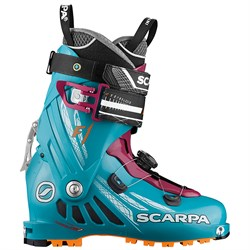 Scarpa F1 Alpine Touring Ski Boots - Women's