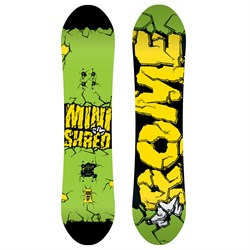 Rome Minishred Snowboard - Little Kids'