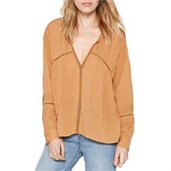 Amuse Society Zelia Woven Shirt - Women's