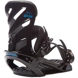Salomon Rhythm SE Snowboard Bindings 2018 - Used