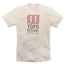 Topo Designs Original Logo T-Shirt