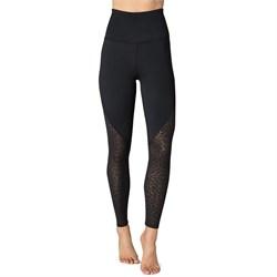 Beyond Yoga Cut It Close Mesh High-Waisted Leggings - Women's