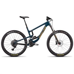 Santa Cruz Bicycles Nomad 4 C S Complete Mountain Bike 2018