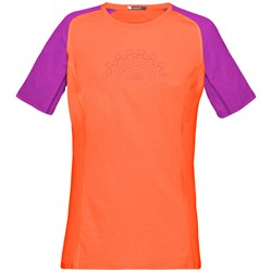 Norrona Fjora Equaliser Lightweight Tee Shirt - Women's