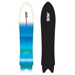 Moss Snowstick Wing Swallow Snowboard 2018
