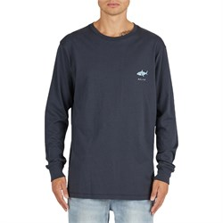Barney Cools Relax Shark Long-Sleeve T-Shirt