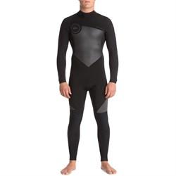 Quiksilver 4/3 Syncro Back Zip GBS Wetsuit