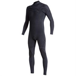 Quiksilver 3/2 Originals Monochrome GBS Asym Chest Zip Wetsuit