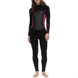 Roxy 3/2 Syncro+ Chest Zip LFS Wetsuit - Women's