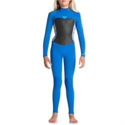 Roxy 4/3 Syncro GBS Back Zip Wetsuit - Girls'