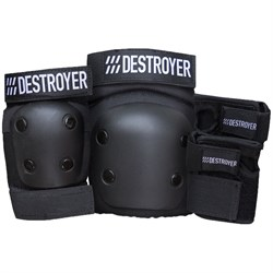 Destroyer Grom Skateboard Pad Set - Kids'