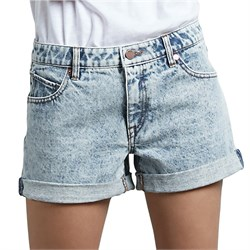 Volcom Stoned Rolled Shorts - Women's