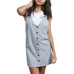 Volcom Cham Stripe Dress - Women's