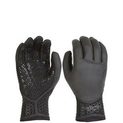 XCEL 5mm Drylock Texture Skin 5-Finger Wetsuit Gloves