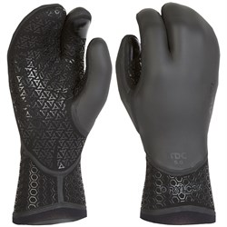 XCEL 5mm Drylock Texture Skin 3-Finger Wetsuit Gloves