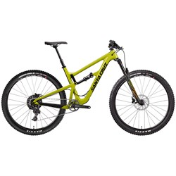 Santa Cruz Bicycles Hightower LT C R Complete Mountain Bike 2018