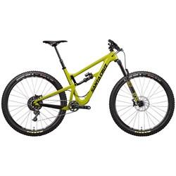 Santa Cruz Bicycles Hightower LT CC X01 Eagle Complete Mountain Bike 2018